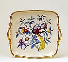 Old Hand Painted Noritake Nippon Tray Plate Bowl Mk