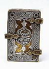 Iran Islamic Islam Persia Persian Bronze Silver Box