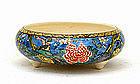 Old Japanese Nippon Kinkozan Satsuma Bowl Sg