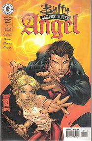 5 ANGEL Comics from Buffy the Vampire Slayer