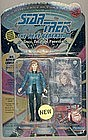 "Star Trek, TNG, Dr. Bev. Crusher 5"" figure, 3rd Series"
