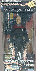 Star Trek 9 inch Generations CPT Picard