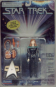 Dr. Crusher of Star Trek Generations