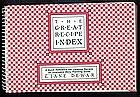 The Great Recipe Index Book