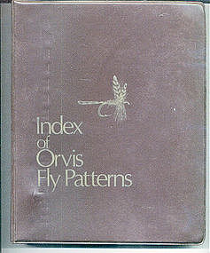 Index of Orvis Fly Patterns Vol I & II