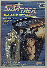 Star Trek The Next Generation  LT. Tasha Yar