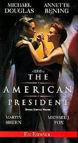VHS, 1996, THE AMERICAN PRESIDENT