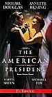 VHS, 1996, THE AMERICAN PRESIDENT