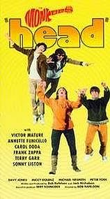 "VHS, 1994, THE MONKEES ""HEAD"""
