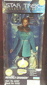 HTF Star Trek Next Generation 9 inch Dr. Crusher figure