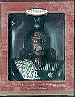 Hallmark Keepsake Ornament of Lt CDR Worf DSN