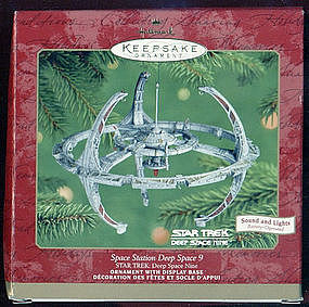 Hallmark Keepsake Deep Space 9 Ornament