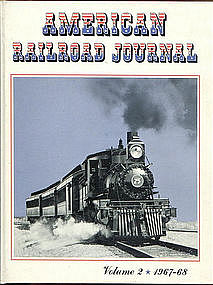 American Railroad Journal, Volume 2 1967-68