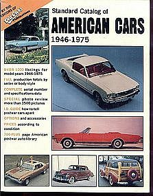 Standard Catalog of American Cars 1946-1975