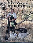 HTF   CAST IRON CUISINE Cookbook  with recipes