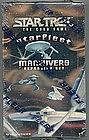 Fleer Unopened box Starfleet Maneuvers Expansion Set
