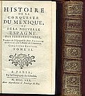 Histoire de la Conqueste du Mexique,