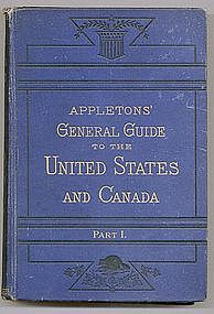 Appletons General Guide to the United States and Canada
