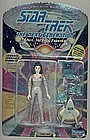 "Star Trek TNG 1st Season Deanna Troi 5"" Figure"