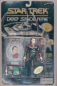 "Star Trek DSN ""Q"" 5"" action figure"