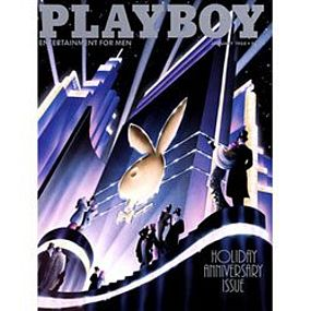 Collection of Playboy Mags by the Issue