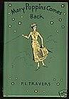 Three Mary Poppins novels by P. L. Travers