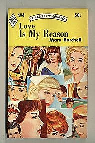 LOVE IS MY REASON by Mary Burchell