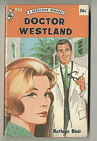 DOCTOR WESTLAND by Kathryn Blair