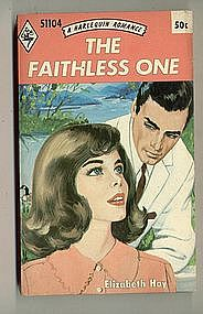 THE FAITHLESS ONE by Elizabeth Hoy #51104