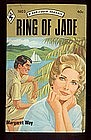 RING OF JADE by Margaret Way