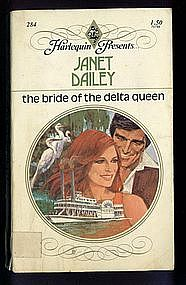 THE BRIDE OF THE DELTA QUEEN by Janet Dailey