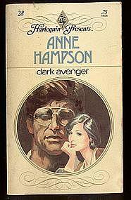 DARK AVENGER by Anne Hampson