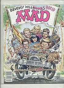 Mad Magazine March 1992