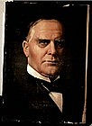 1900 President William McKinley Reprinted Photo
