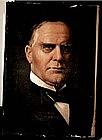 1900 President William McKinley Reprinted Photo