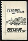 Cooking Favorites of Historic Allentown (NJ)