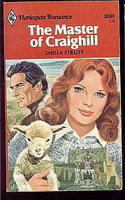 THE MASTER OF CRAIGHILL by Sheila Strutt #2333