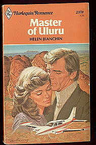 MASTER OF ULURU by Helen Bianchin  #2378