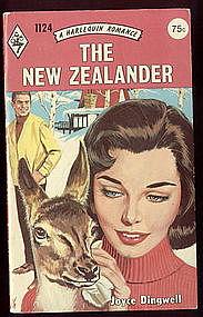 THE NEW ZEALANDER by Joyce Dingwell  #1124