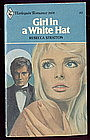 GIRL IN A WHITE HAT by Rebecca Stratton  #2078