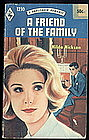 A FRIEND OF THE FAMILY by Hilda Nickson #1210