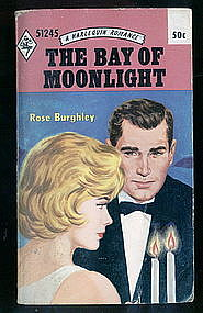 THE BAY OF MOONLIGHT by Rose Burghley  #51245