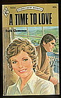 A TIME TO LOVE by Ruth Clemence #1814
