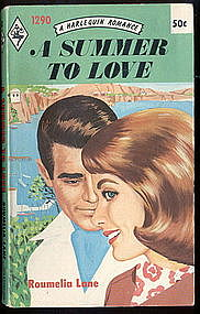 A SUMMER TO LOVE by Roumelia Lane #1290