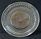Tiffany & Co. Sterling Silver Reticulated Tray