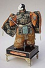Takeda Ningyo Theater Doll, Graceful Noble Man