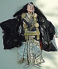 Benkei Joruri Puppet doll from Kabuki Play, Kanjincho