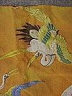 Antique Japanese Fukusa from Edo