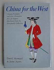 China For The West; rare book