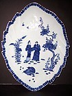A Large Qianlong Period (1736-1795) Two Quail Platter